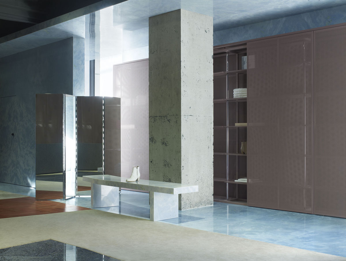 acne studios opens store in tokyo. Black Bedroom Furniture Sets. Home Design Ideas