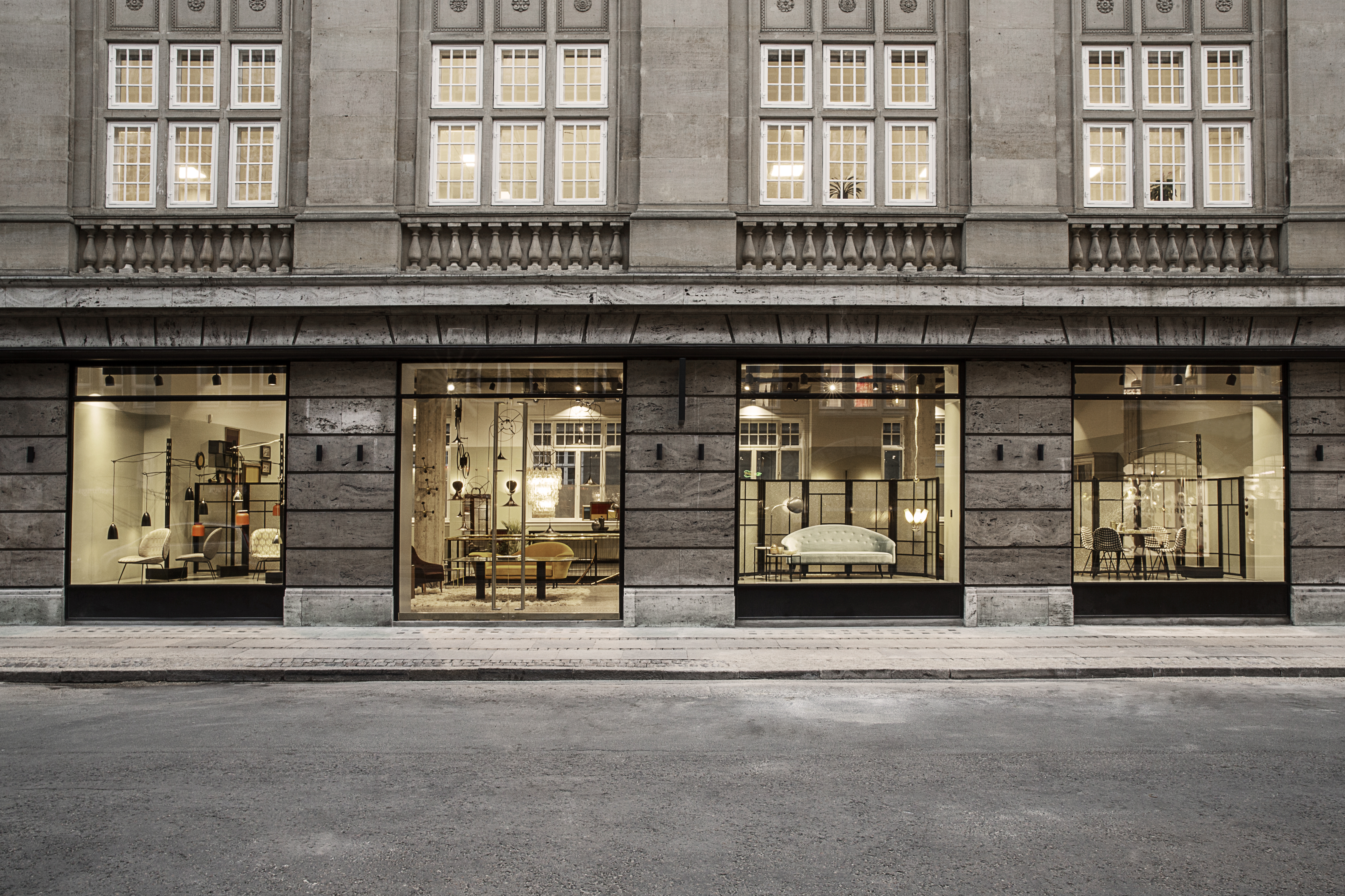 Furniture store front - Furniture Store Front