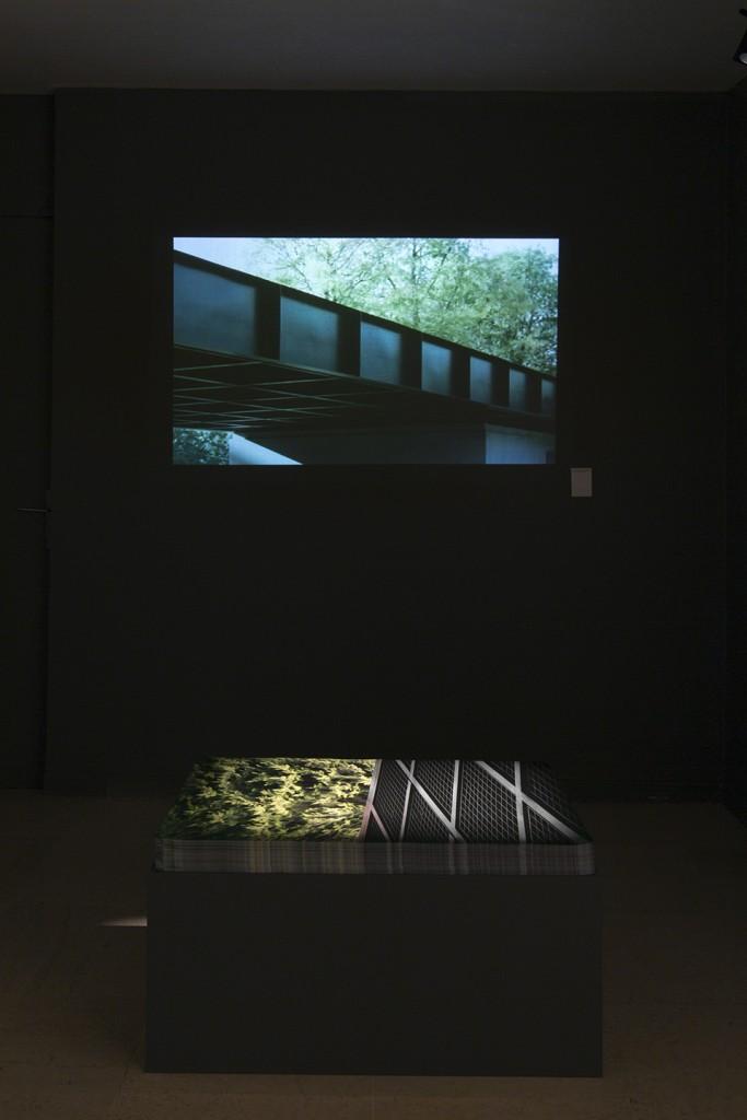'Entrer – Five Architectures in Belgium.' Centre Wallonia-Bruxelles, Paris. Photo Vinciane Verguethen / Voyez-Vous.