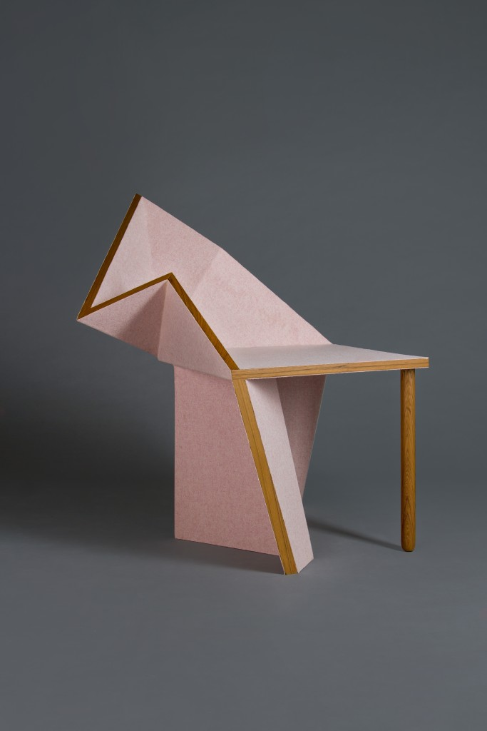 Oru Chair by Aljoud Lootah