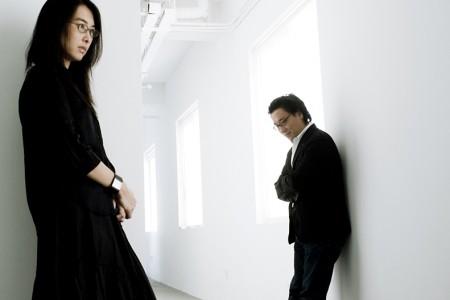 Rossana Hu and Lyndon Neri.