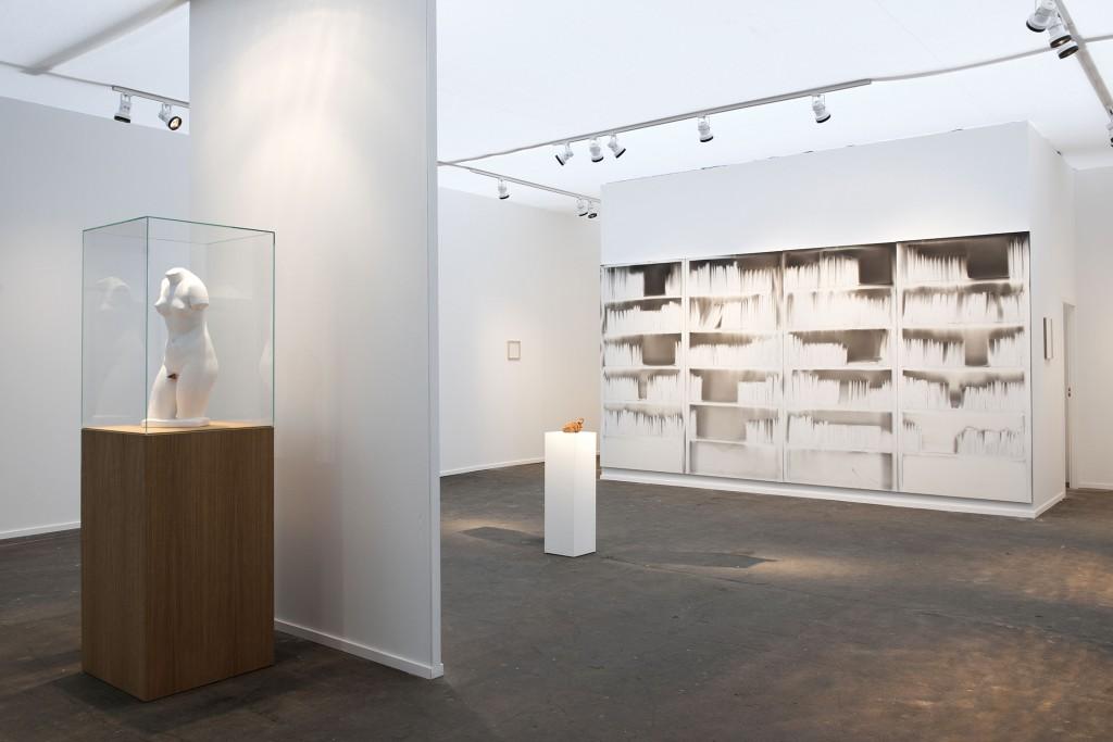 Meessen De Clercq. Installation view, BRAFA 2016.