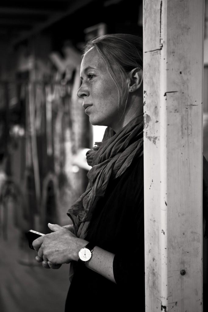 Cecilie Manz.