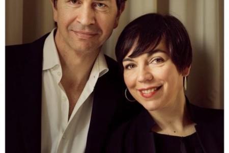 Lise Coirier & Gian Giuseppe Simeone _Portrait 1
