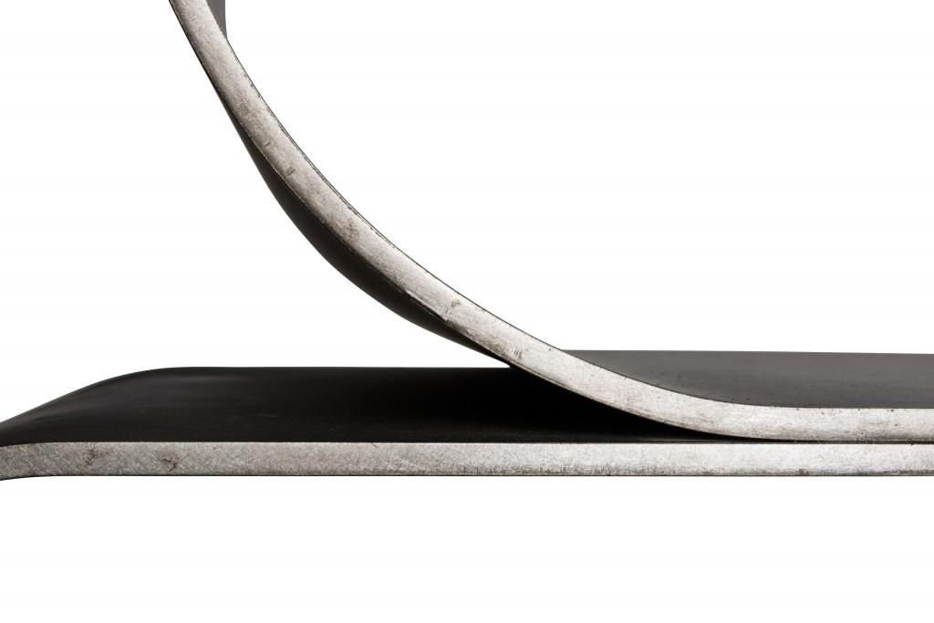 Two Curve Chair by Scott Burton