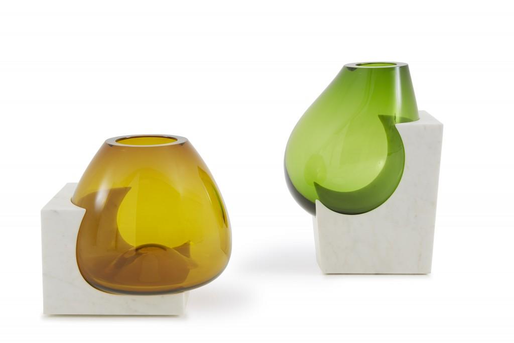 Osmosi, Vase 2 & 3, 2013
