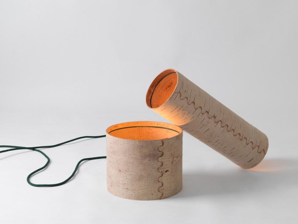 """Anastasiya Koshcheeva - """"Svetoch"""" lamps (photo by Crispy Point, courtesy of the designer)"""