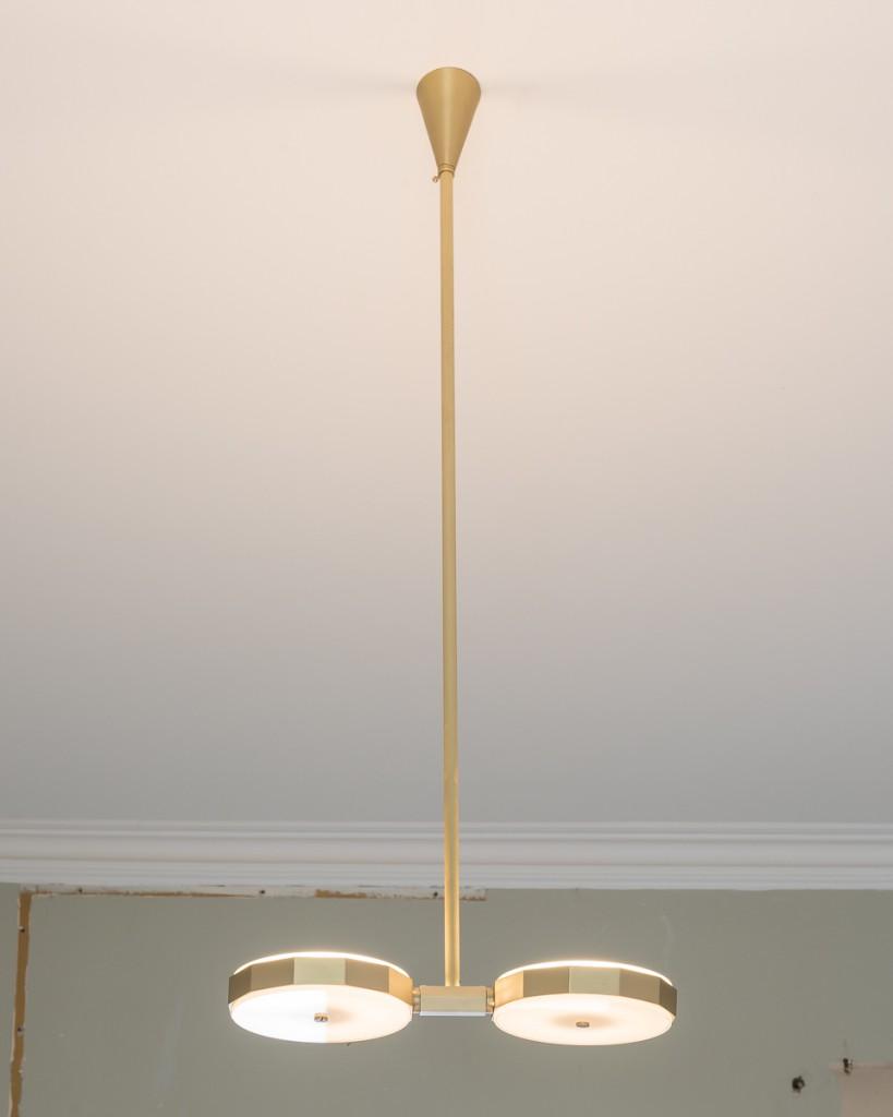 """Pietro Russo """"SAT"""" chandelier"""