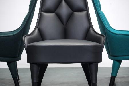 Emma armchair for Gärsnäs, 2013