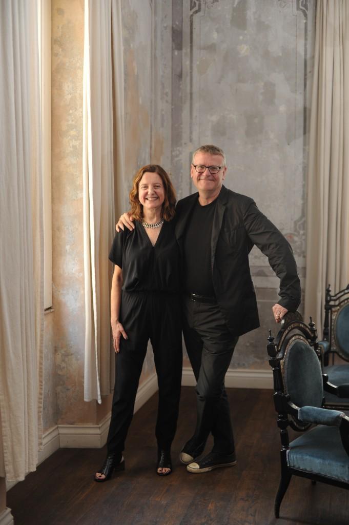 Beatriz Colomina and Mark Wigley, curators, Istanbul Design Biennale