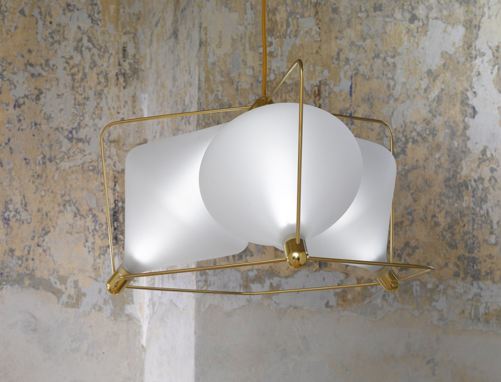 Clover Light for Lasvit, 2013