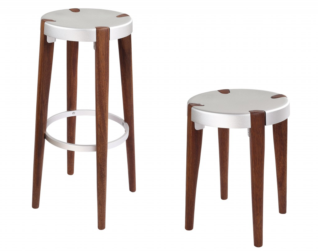 Otto Bar stool for EOQ, 2014