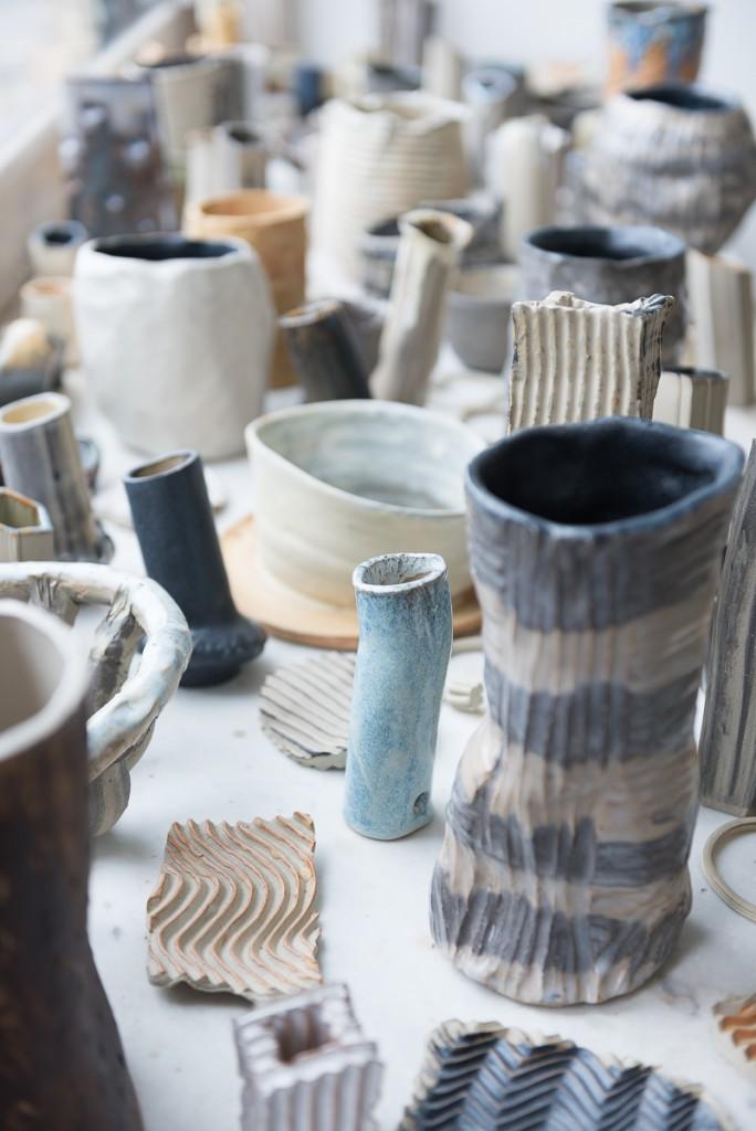 No Ordinary Love ceramics