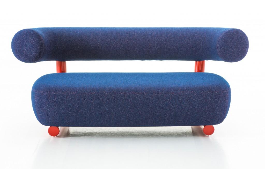 Pipe Sofa for Moroso, 2015