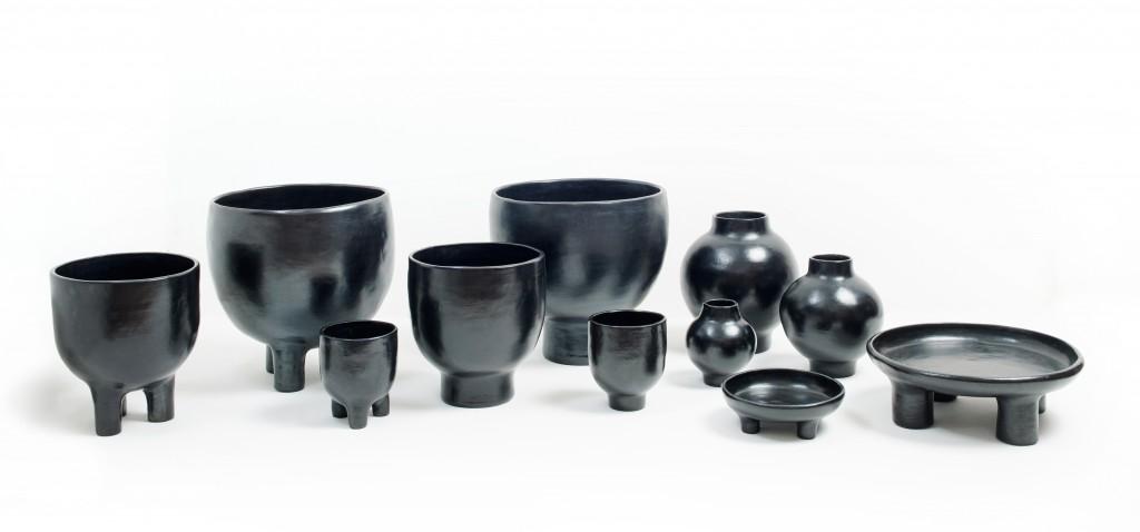 Barro miniature ceramics. Photo: Andres Valbuena