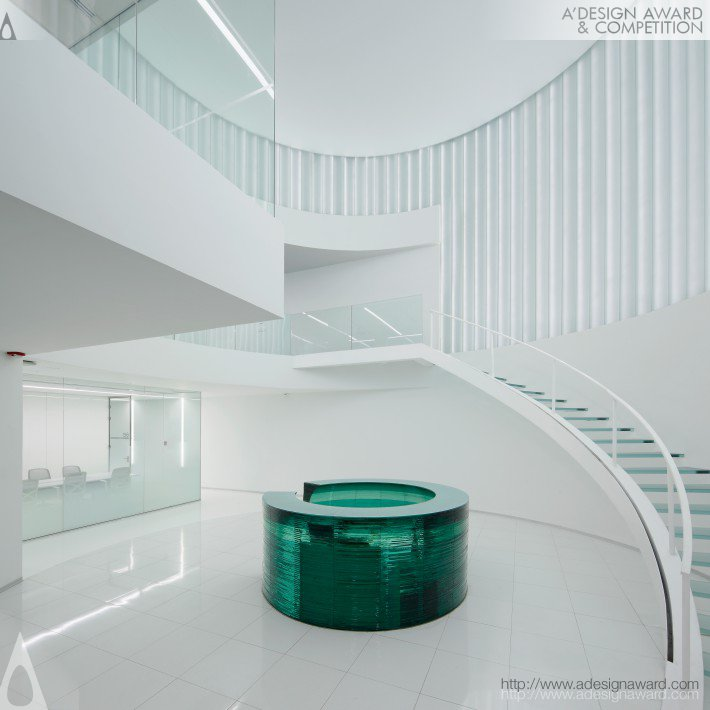 Agp Eglass Factory by Felipe Ferrer