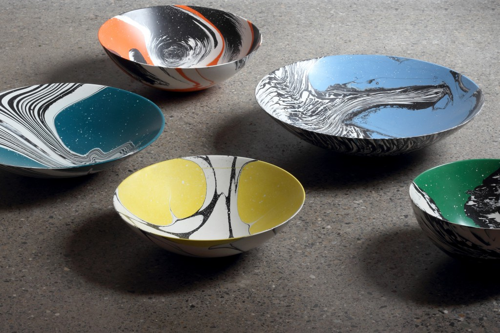 Newton Bucket Bowls by Silo Studio