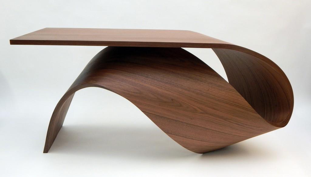 Wave Desk by Pierre Renard