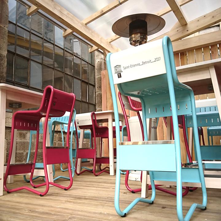 Shiftspaces stools