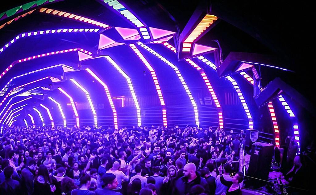 Uberhaus night club