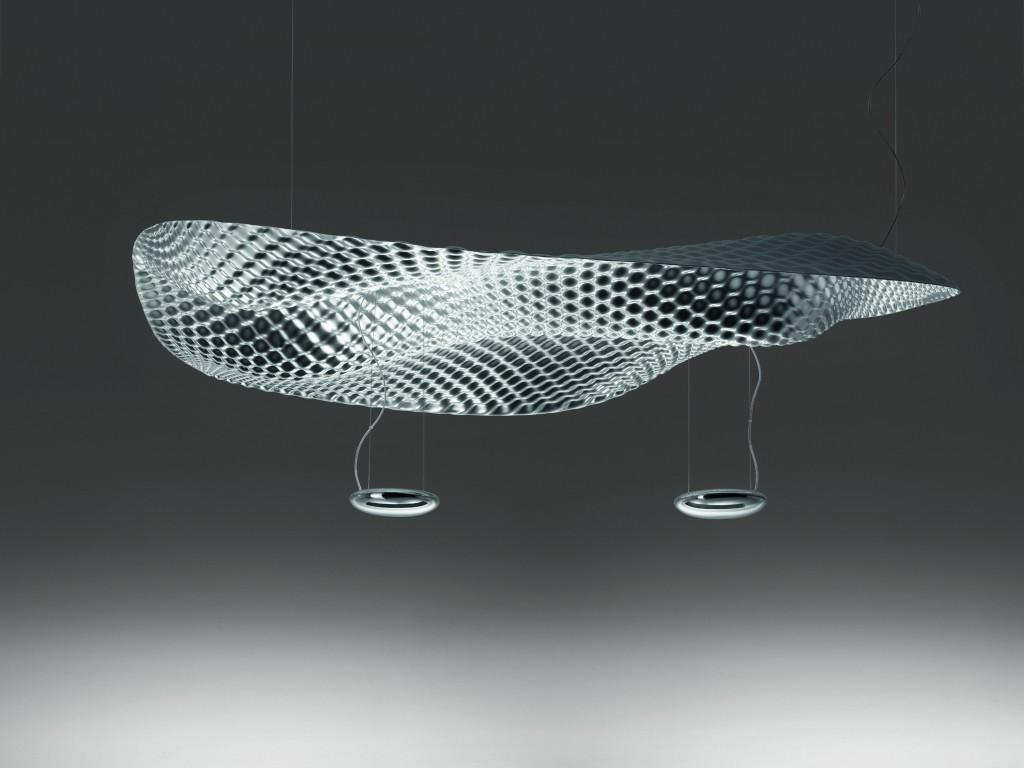 Cosmic Angel (2009) aluminium for Artemide