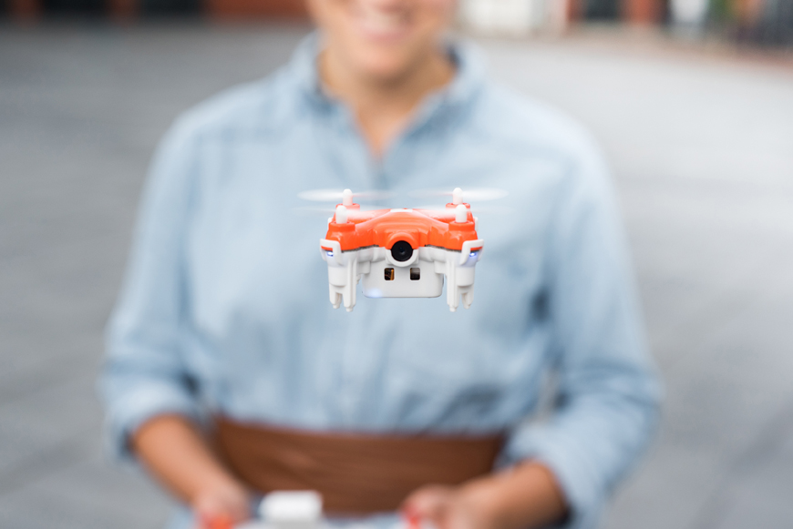 TRNDlabs, SKEYE Nano 2 FPV Drone, 2015 Remote control and nano drone