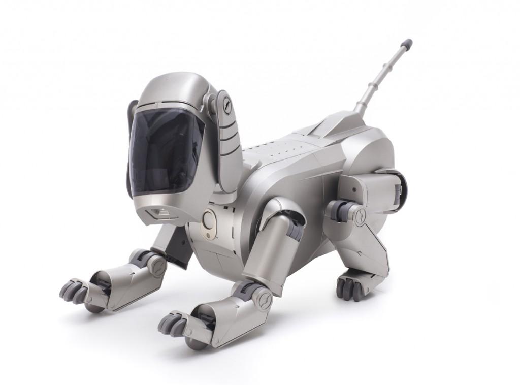 Hajime Sorayama, Sony Corporation, AIBO En- tertainment Robot (ERS-110), 1999. Photo: Andreas Sütterlin