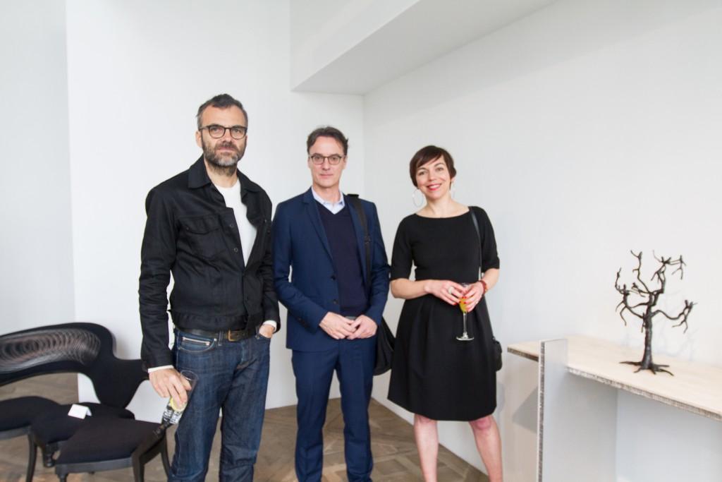 Robert Stadler, Joern Lohmann, Lise Coirier