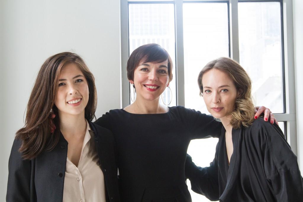 Sophia Haney Montañez, Lise Coirier, Julia Haney Montañez