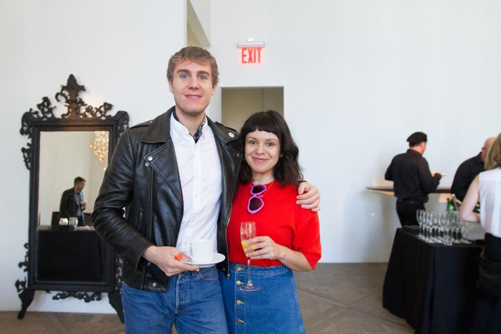 J.T. McPartlin & Catherine Acosta