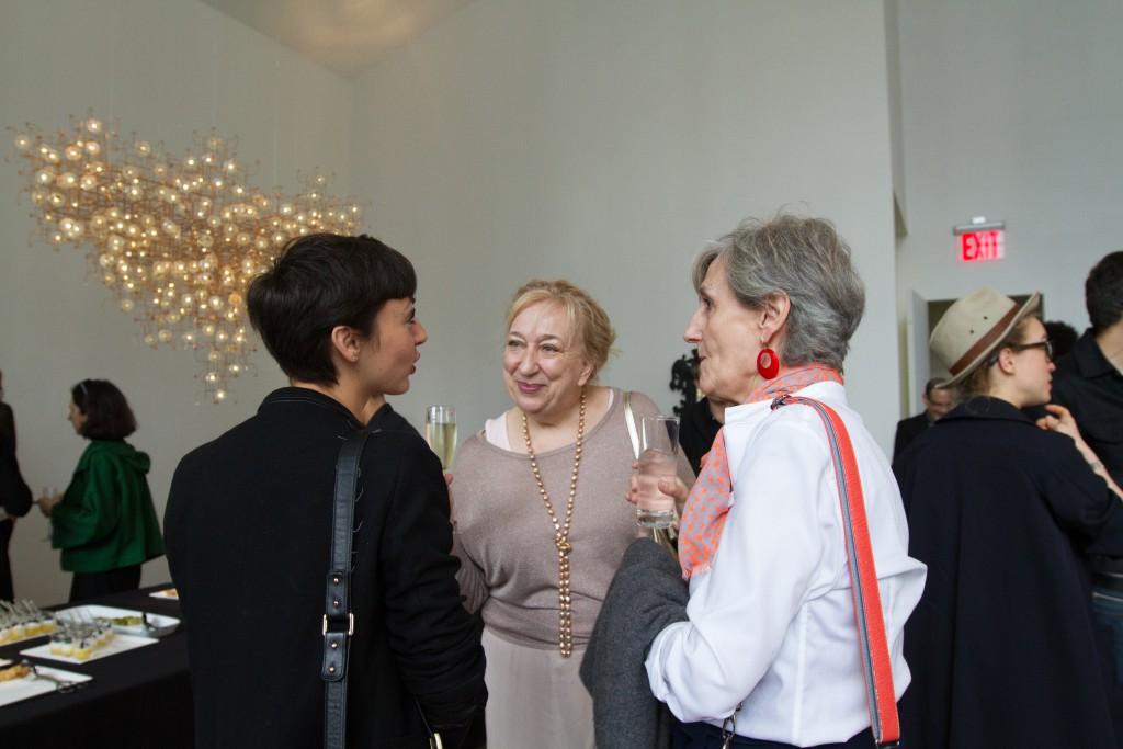 Katia Lhammi, Anne Savonie, Dominique De Cock