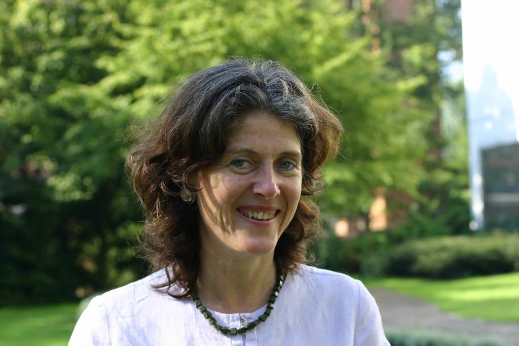 MusVerre director Aude Cordonnier