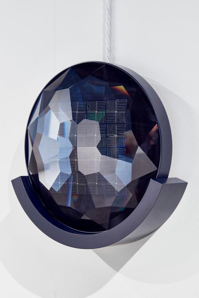 Cyanometer by Marjan van Aubel