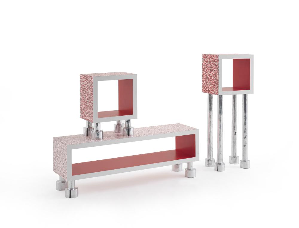 Panda furniture series for Cappellini