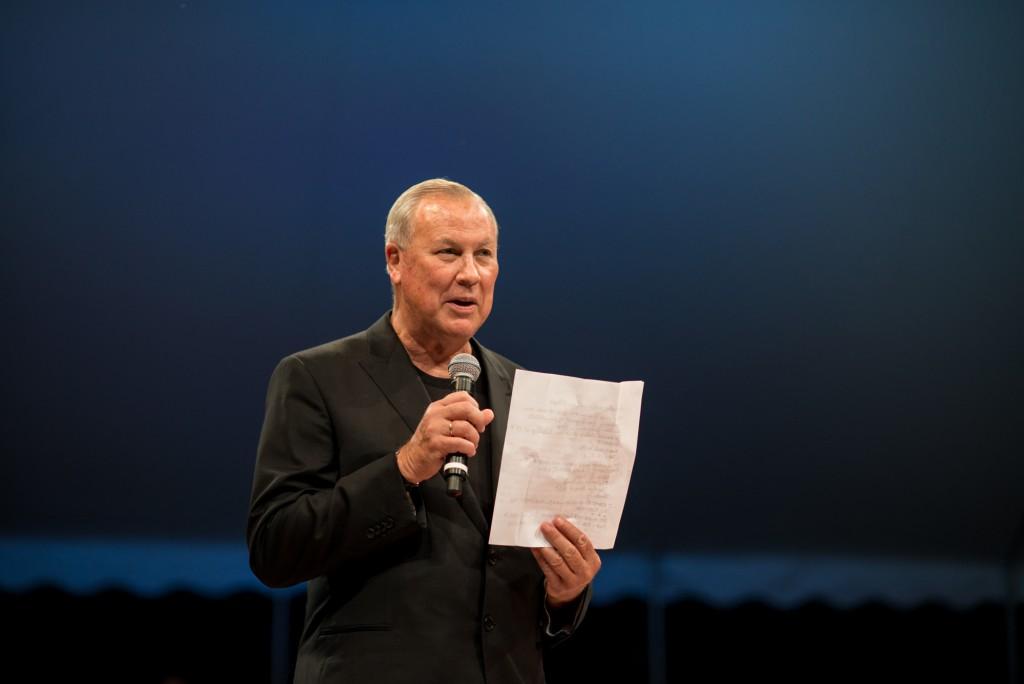 Bob Wilson, Photo: Lovis Ostenrik