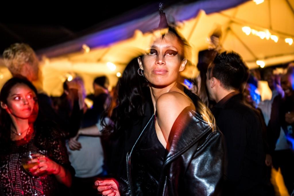 Dancing and Dessert under the stars till Midnight, Photo: Maria Baranova