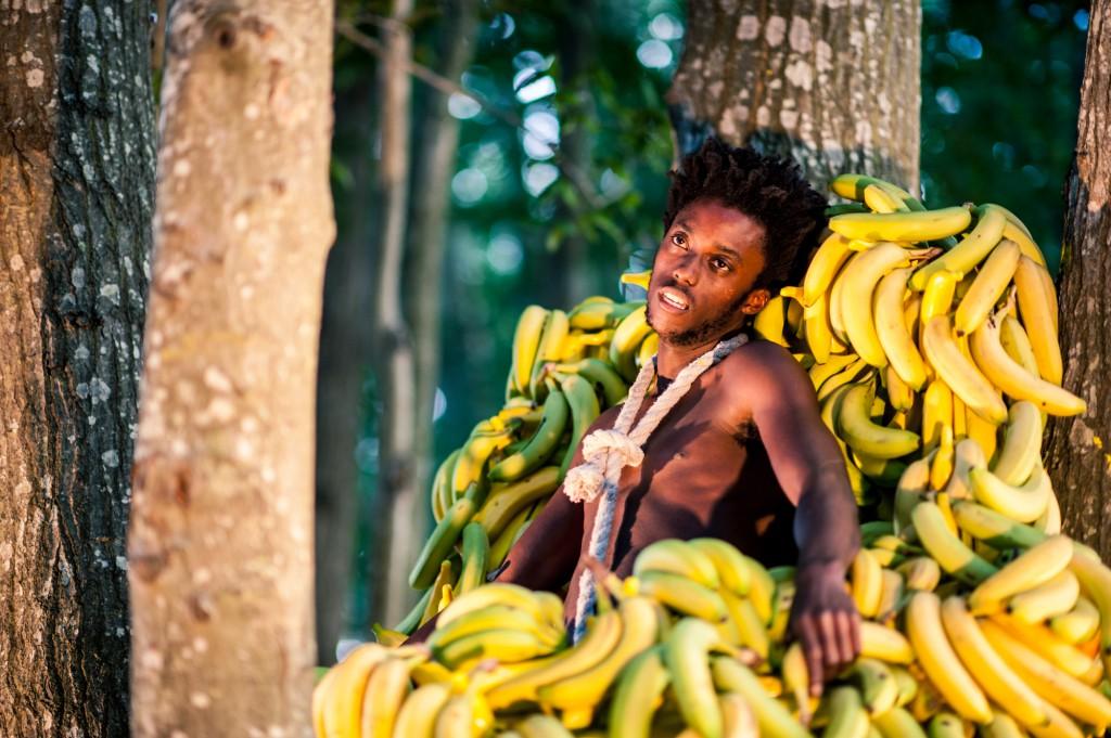A Monkey on His Back (Love Laboratory) by Nile Harris, Photo: Lovis Ostenrik