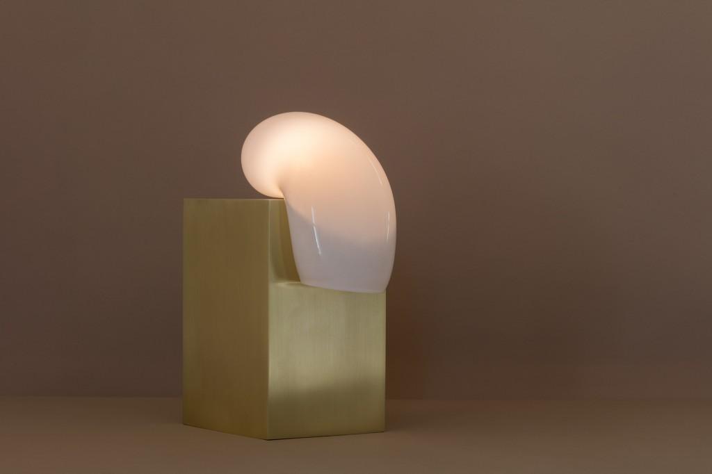 Catch Table Lamp. Photo: Lauren Coleman.