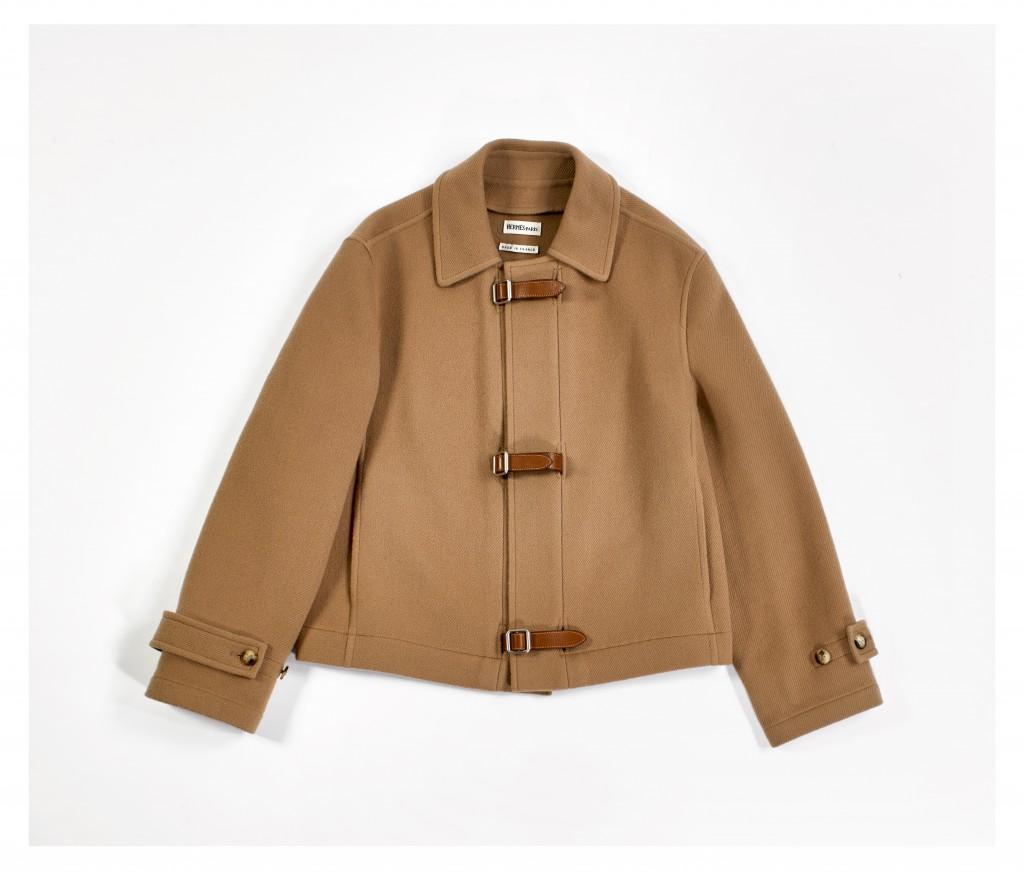 Hermès A/W 2000-2001 Jacket 'Les Transformables', Photo: Stany Dederen