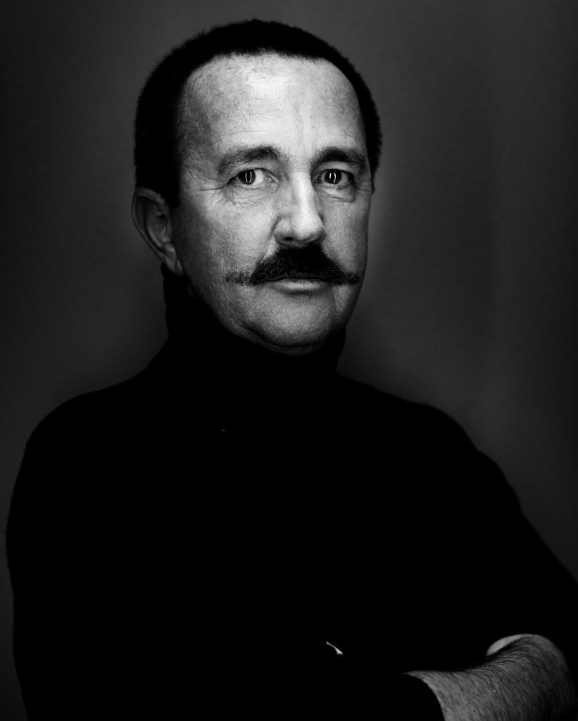 Valerio Mazzei, founder and president of Edra. Photo: Giovanni Gastel