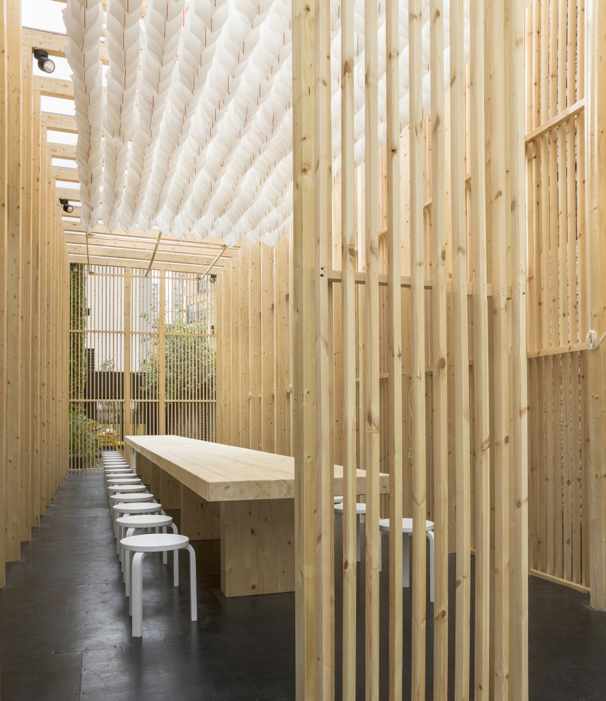 On Repeat pavilion interior, designed by Universal Design Studio (4)