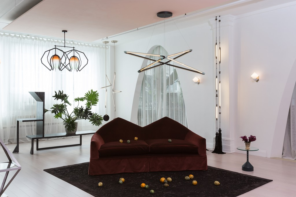 Peak sofa by Material Lust