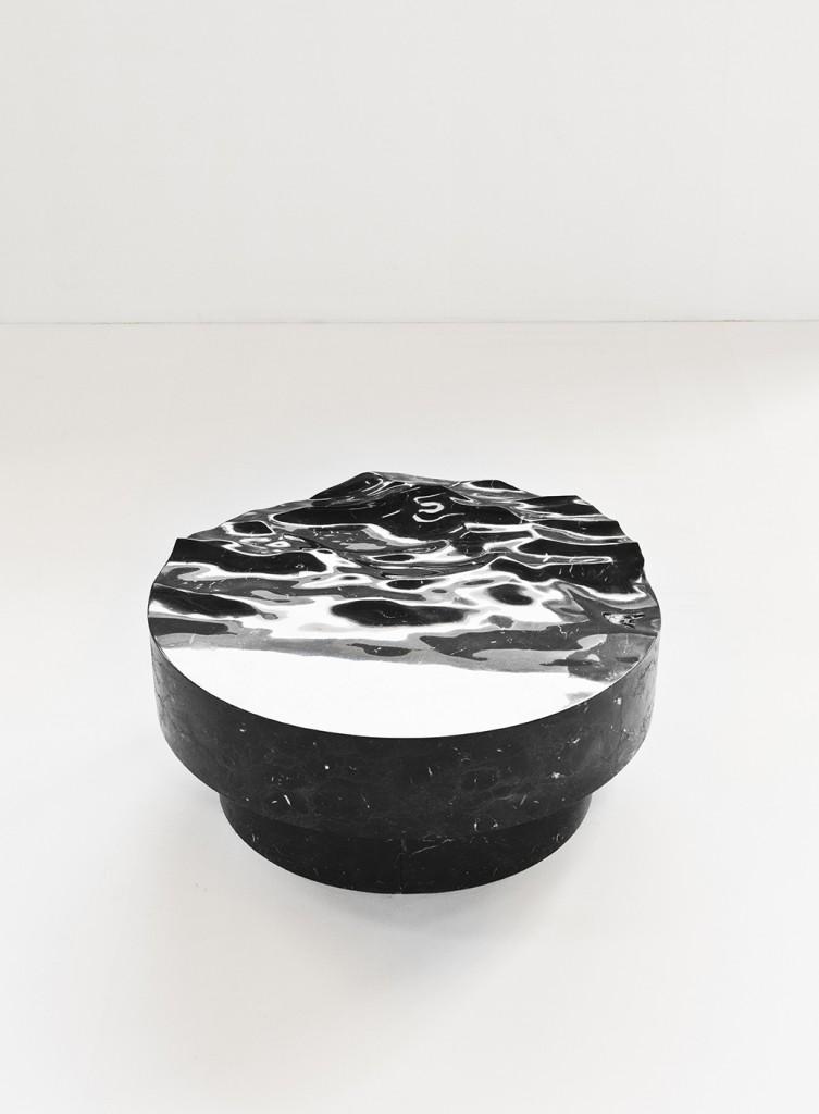 Ocean Memories Circular Low Table, Image courtesy of Carpenters Workshop Gallery