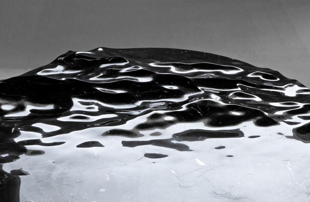 Ocean Memories Circular Low Table XL, Image courtesy of Carpenters Workshop Gallery