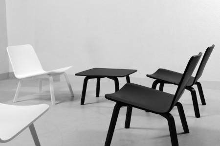 Lento-furniture by Harri Koskinen for Artek