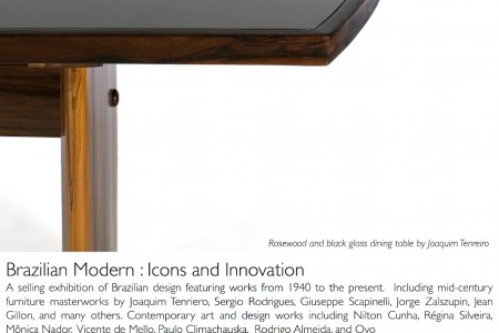 Brazilian Modern Opening � Ampersand House 2012 (1)