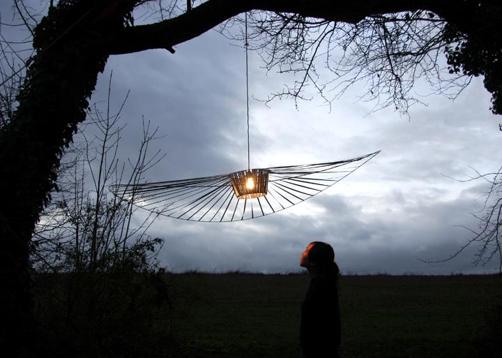 Vertigo lamp - 2010