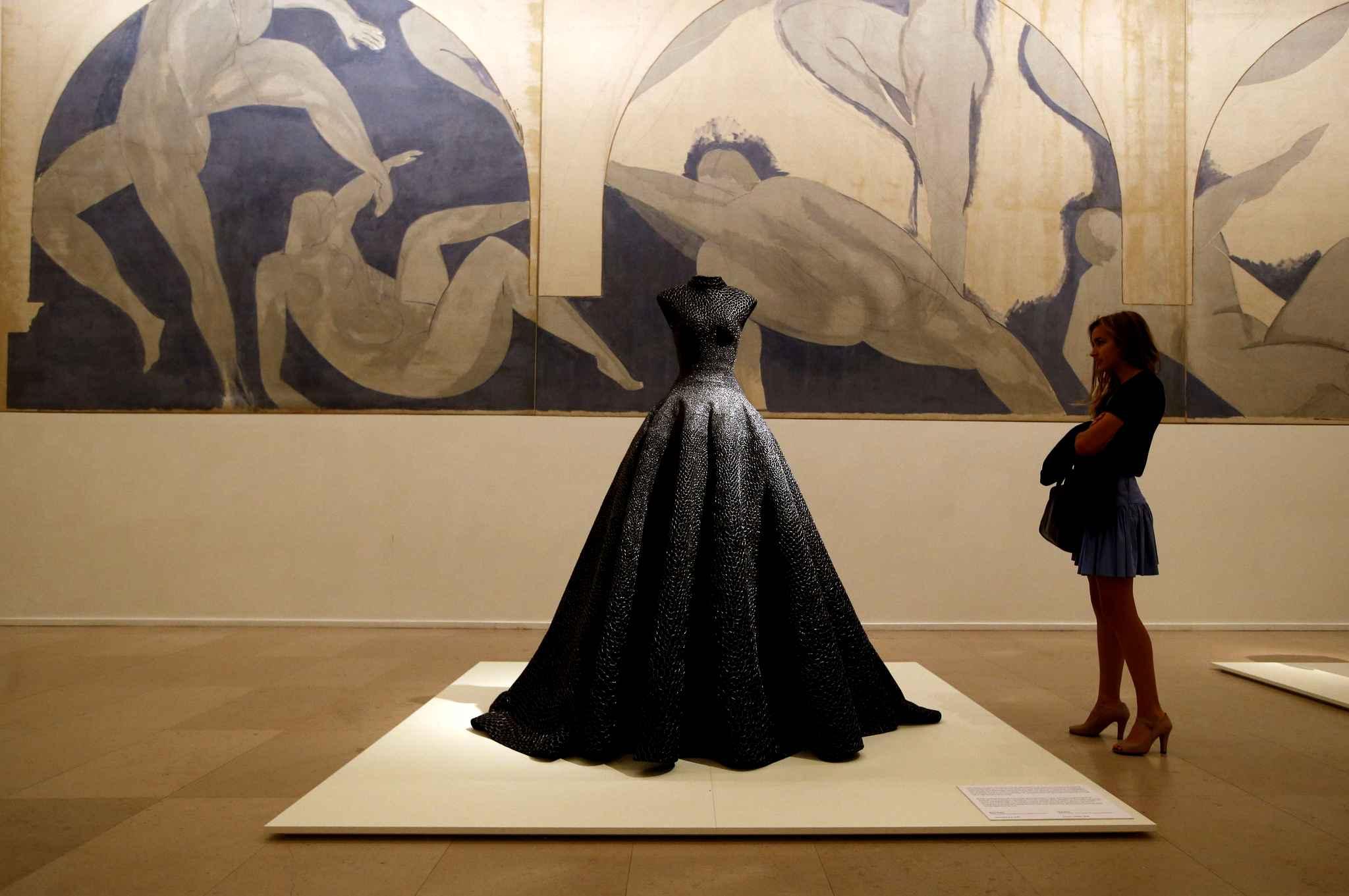 Azzedine Alaïa Matisse