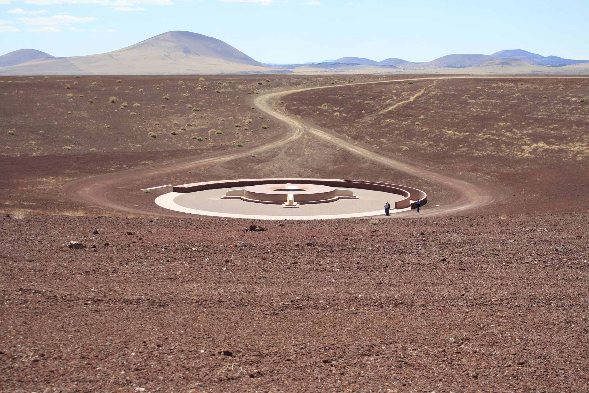 James Turrell Roden Crater Tlmagazine