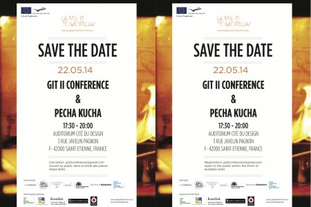 GIT-save the date ( pecha kucha+conference)